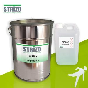 Strizo EP 687 gietmortel